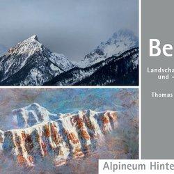 Berge Austellung im Alpineum Hinterstoder