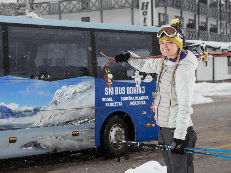 Ski Bus Bohinj (c) Mitja Sodja