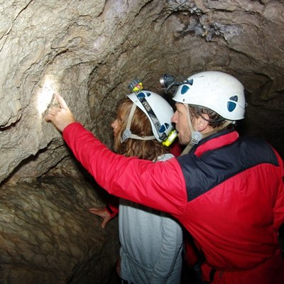 Höhlentour in Hinterstoder (c) Angelika Stueckler