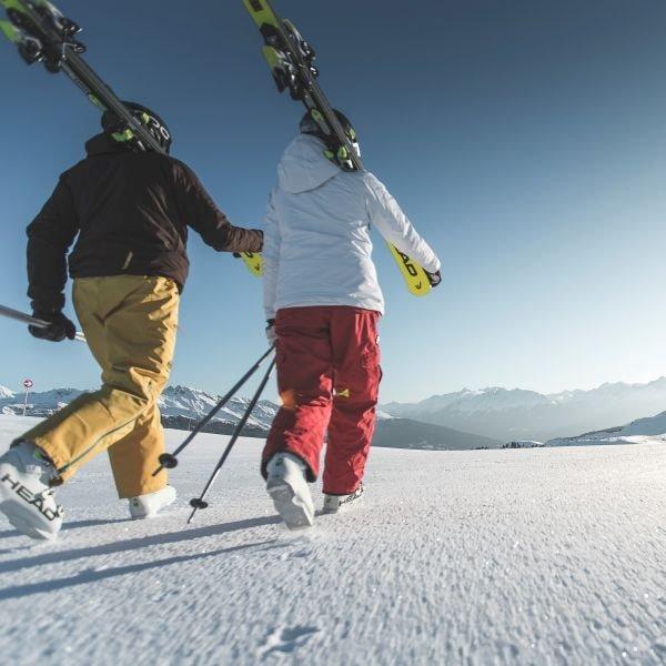 Skifahren Ratschings-Jaufen (c) Ratschings Tourismus/Manuel Kottersteger