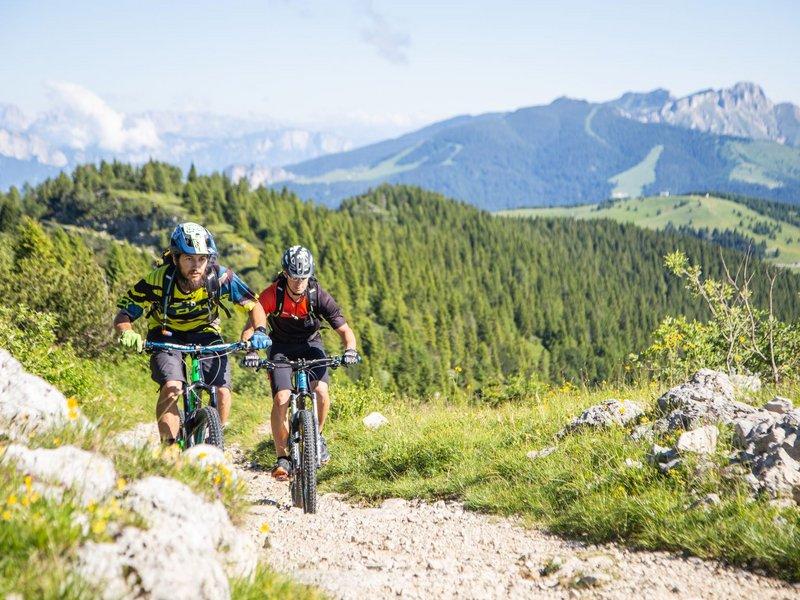 Mountainbike Monte Maggio (c) Gober