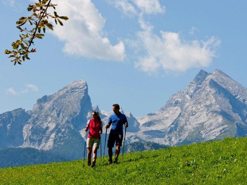 Wandern Sommmer ©BGL Tourismus