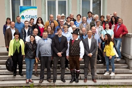 GEMS task force in Bled