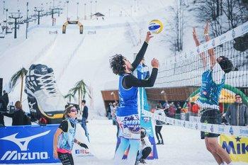 Snow Volley Marathon