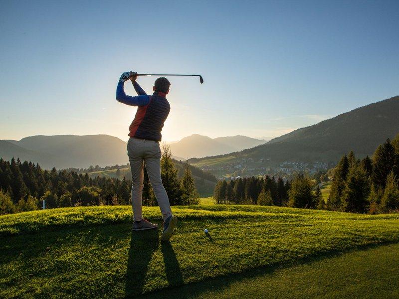 Alpe Cimbra Golf (c) Gober