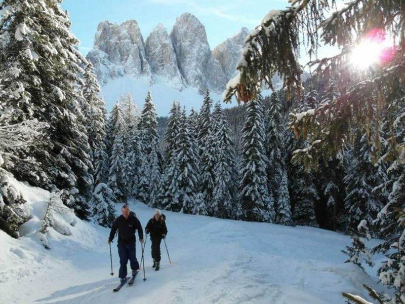 geführte Skitour im Eisacktal