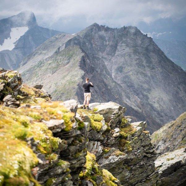 Bergtour mit Ausblick (c) Dietmar Denger