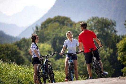 Elektrofahrrad-Tour in Bad Reicheinhall (c) Berchtesgadener Land Tourismus GmbH