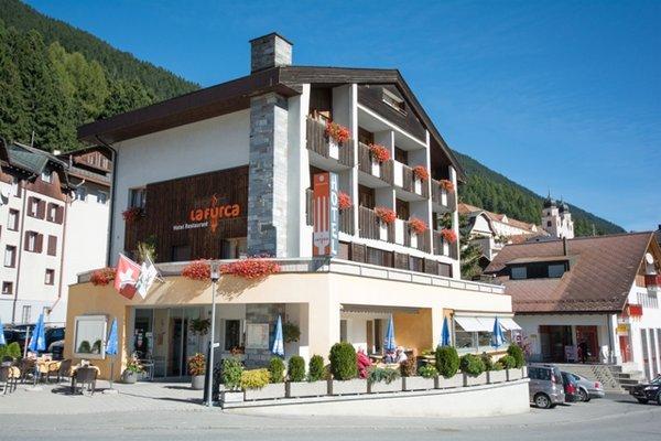Hotel Restaurant La Furca Disentis