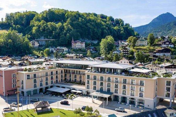 Hotel Edelsweiss im Sommer
