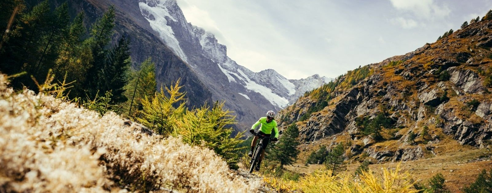 Mountainbiken in Cogne (c) Franz Walter