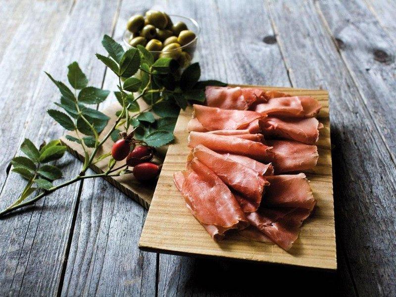 Kuliarik- Antipasto prosciutto affumicato