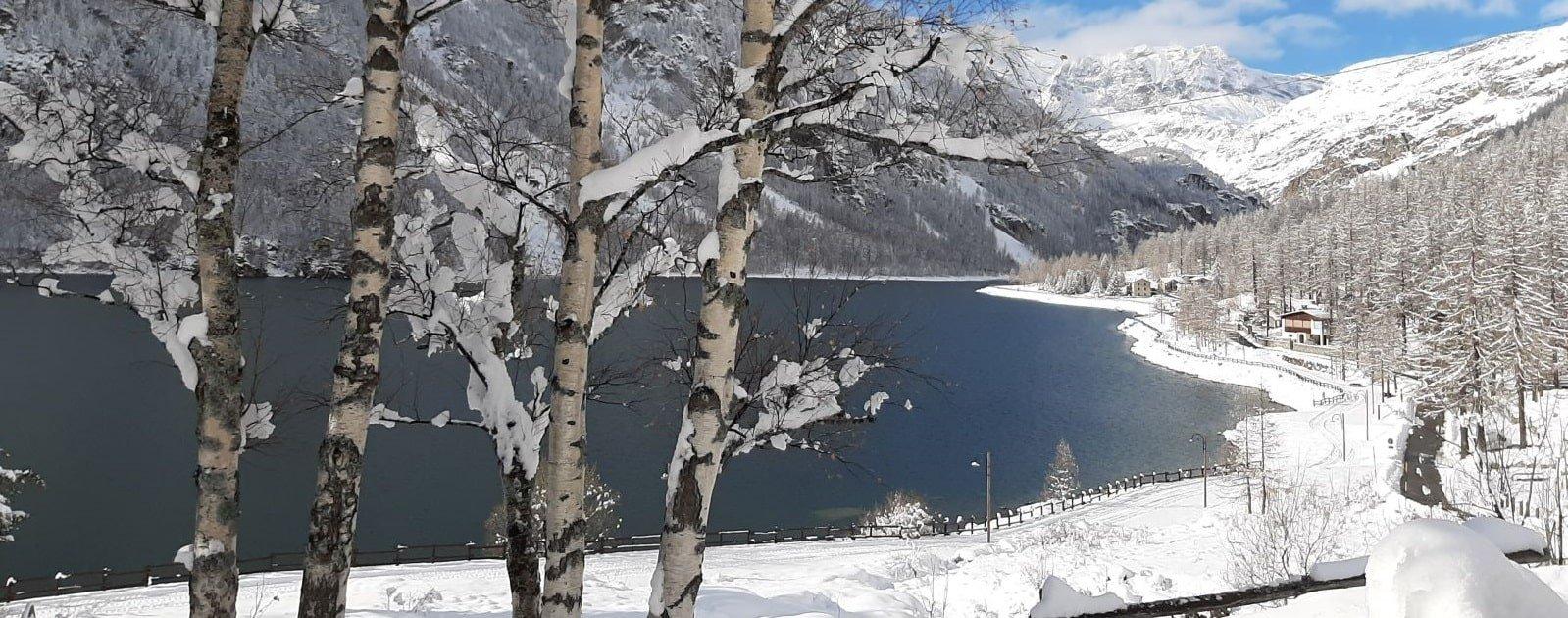 Lago Ceresole Reale