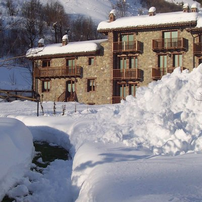 Winter in Limone