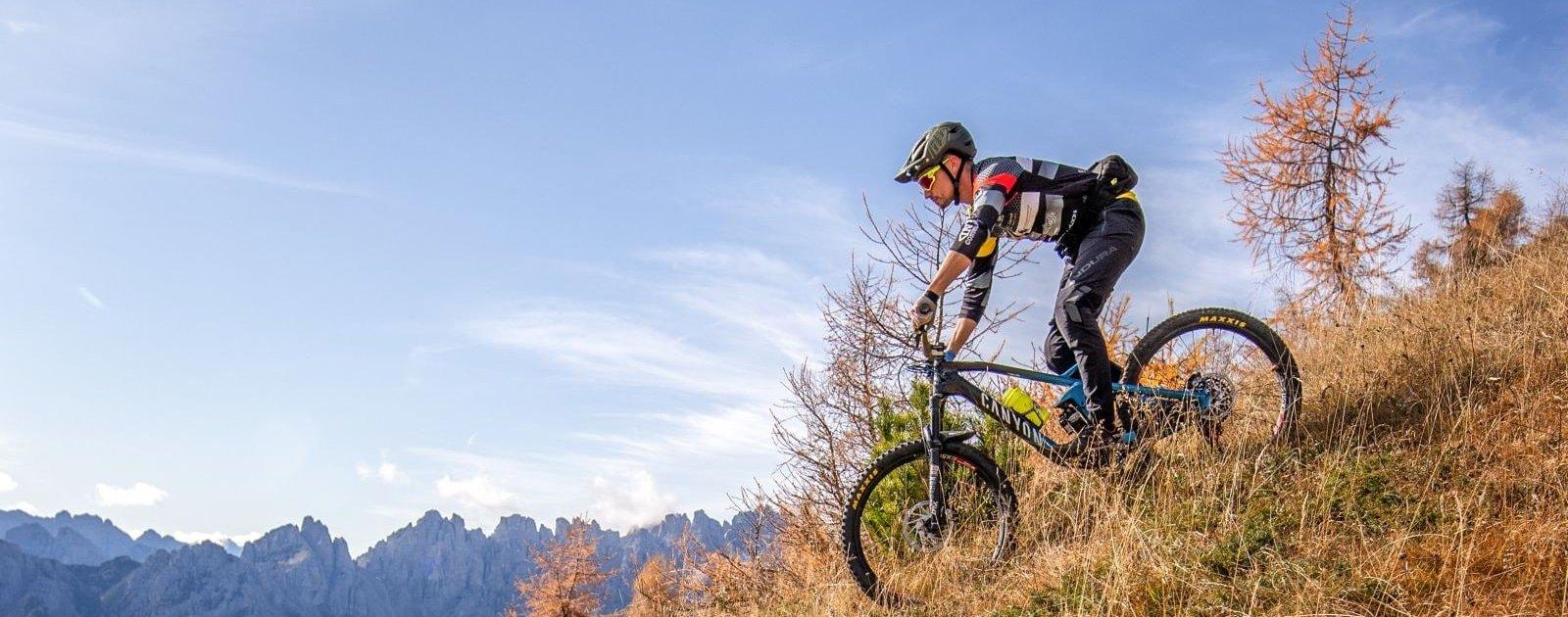 Mountainbike Forni di Sopra