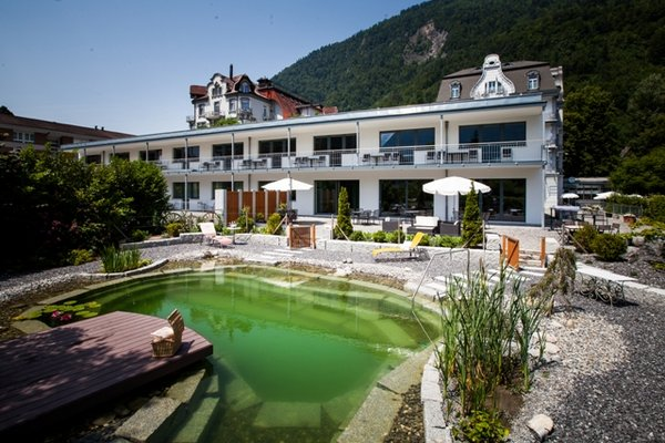 Carlton Europe Hotel Interlaken