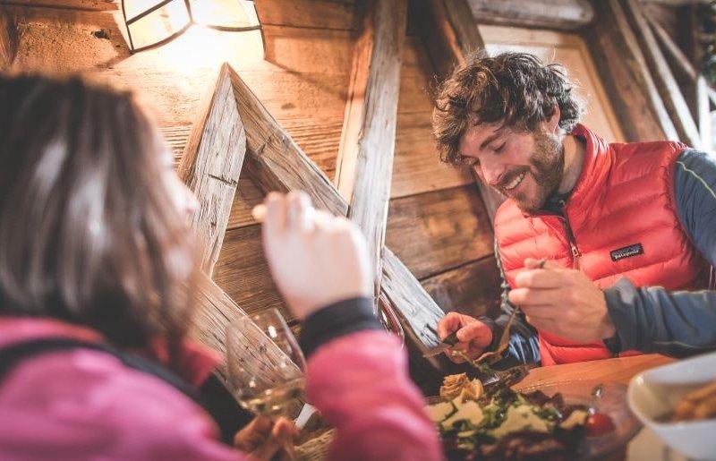 Skihuette Skigebiet Ratschings-Jaufen