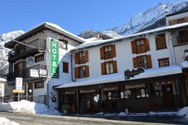 Hotel Blanchetti Winter