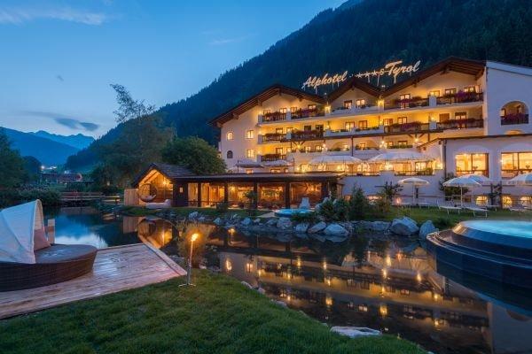 Hotel Ratschings Alphotel Tyrol