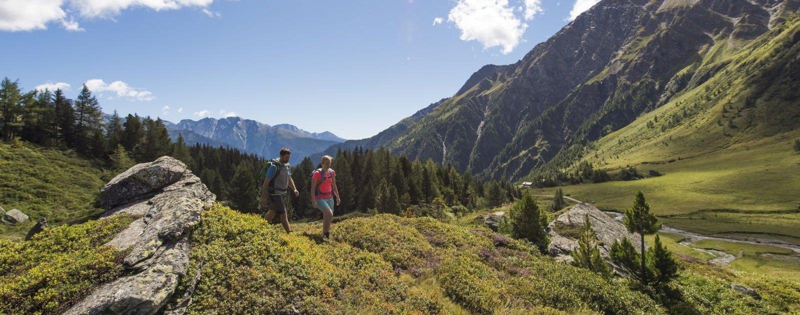 Wandern in Mallnitz (c) Franz Gerdl