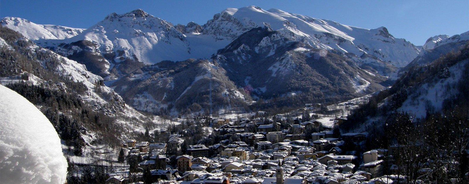 Winter in Limone Piemonte