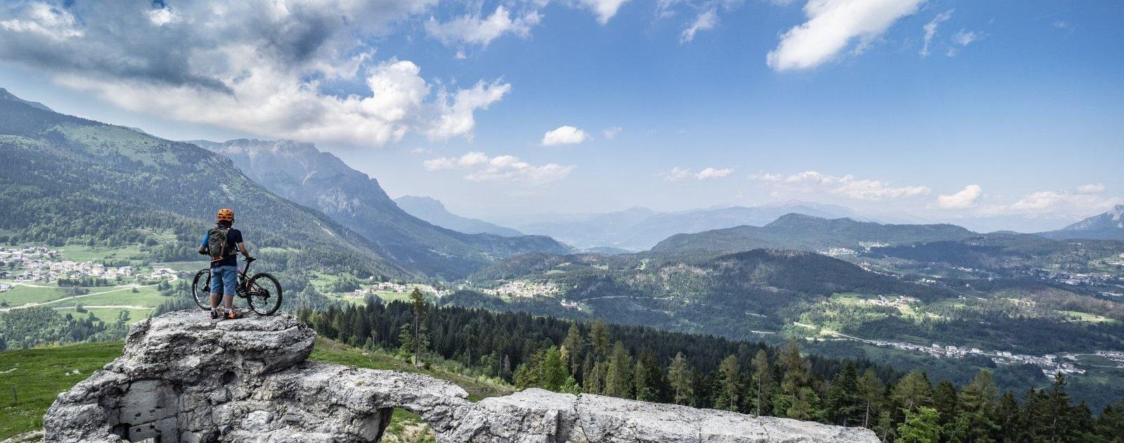 Mountainbike Tour dei Forti (c) Gober