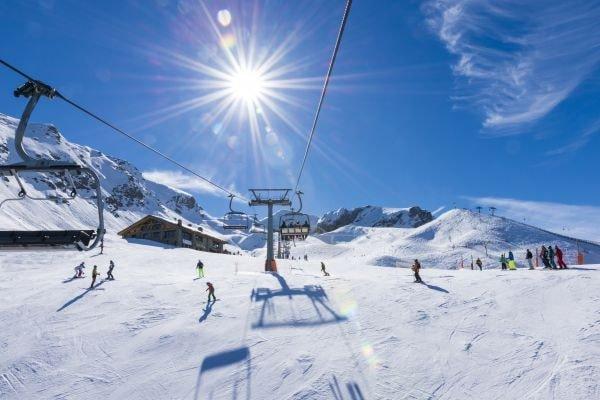 Riserva Bianca Skigebiet (c) Arch LIFT