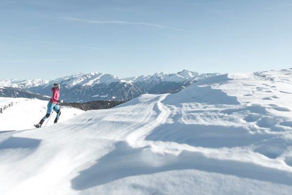 Winterwanderung in Ratschings (c) Manuel Kottersteger
