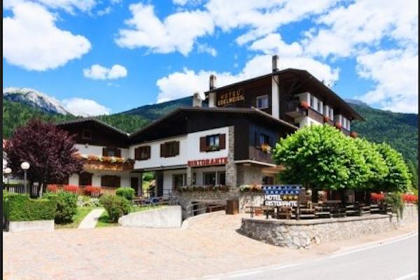 Hotel Edelweiss Sommer