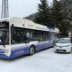 Elektrobus Mallnitz