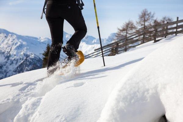 Schneeschuhwanderung im Hinterpasseier