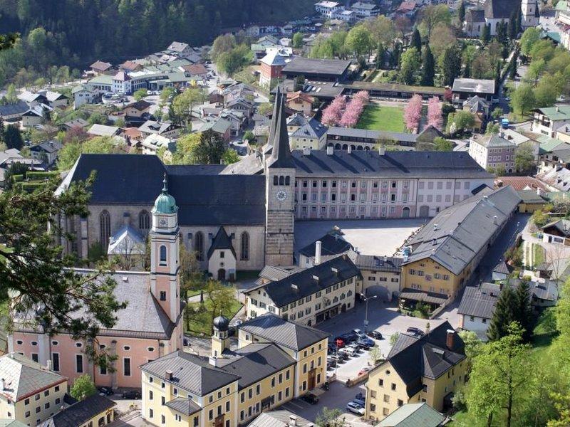 Berchtesgaden Schlossplatz