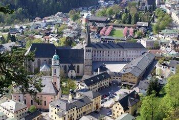 Pfingsten in Berchtesgaden Bergknappen