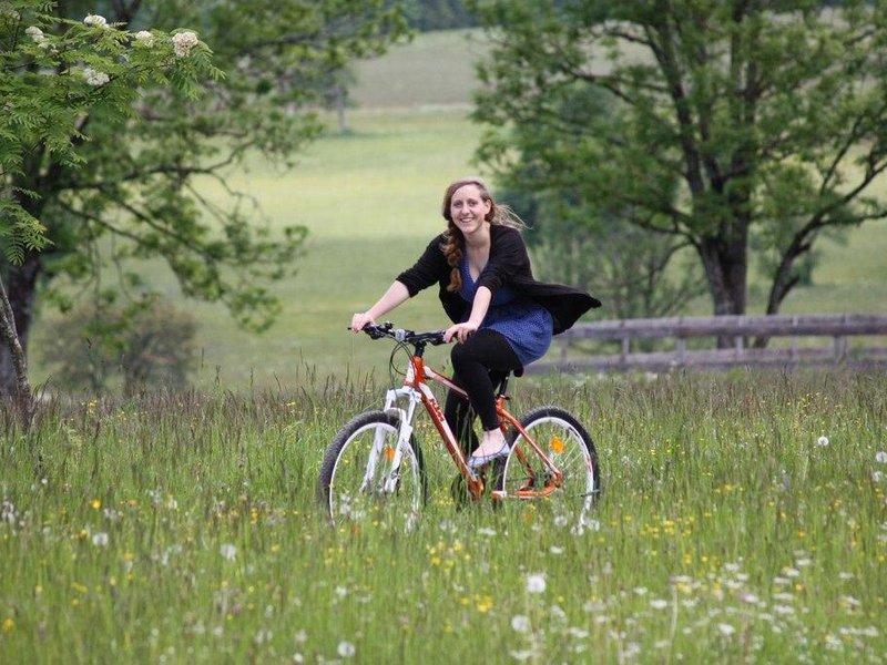 Radtour in Werfenweng