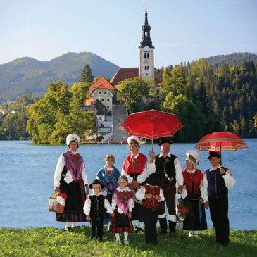 Oberkrainerfest Bled