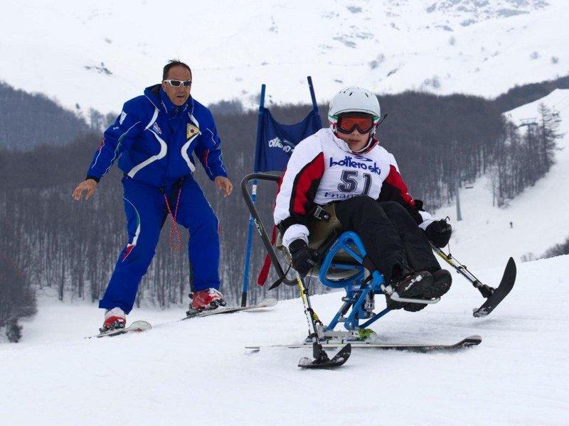 Skispaß für jeden ohne Barrieren