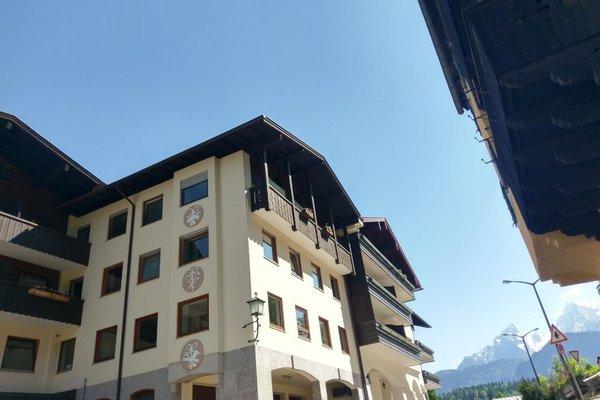 Ferienwohnung Soleleitweg Berchtesgaden im Sommer