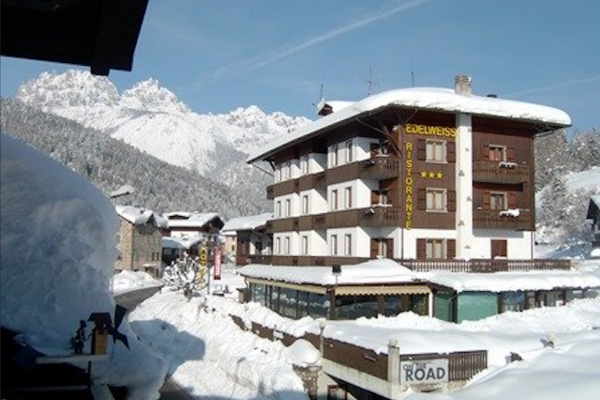 Hotel Edelweiss Winter