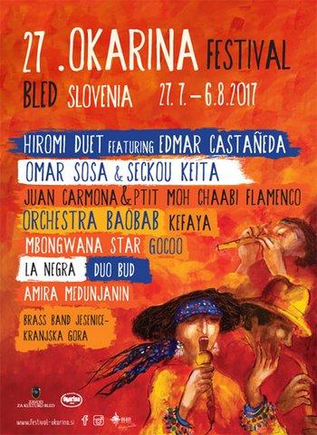 Okarina Festival in Bled