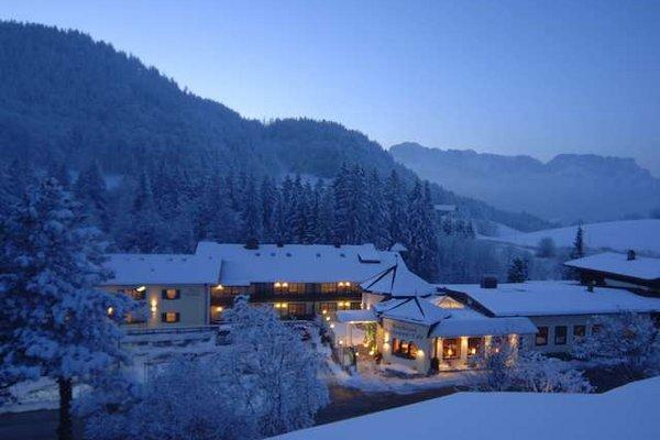 Ferienhotel Neuhäusl Winter