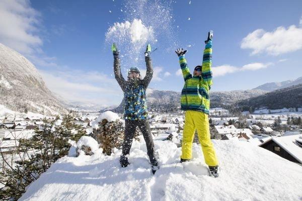 Winter in Bohinj (c) Turizem Bled