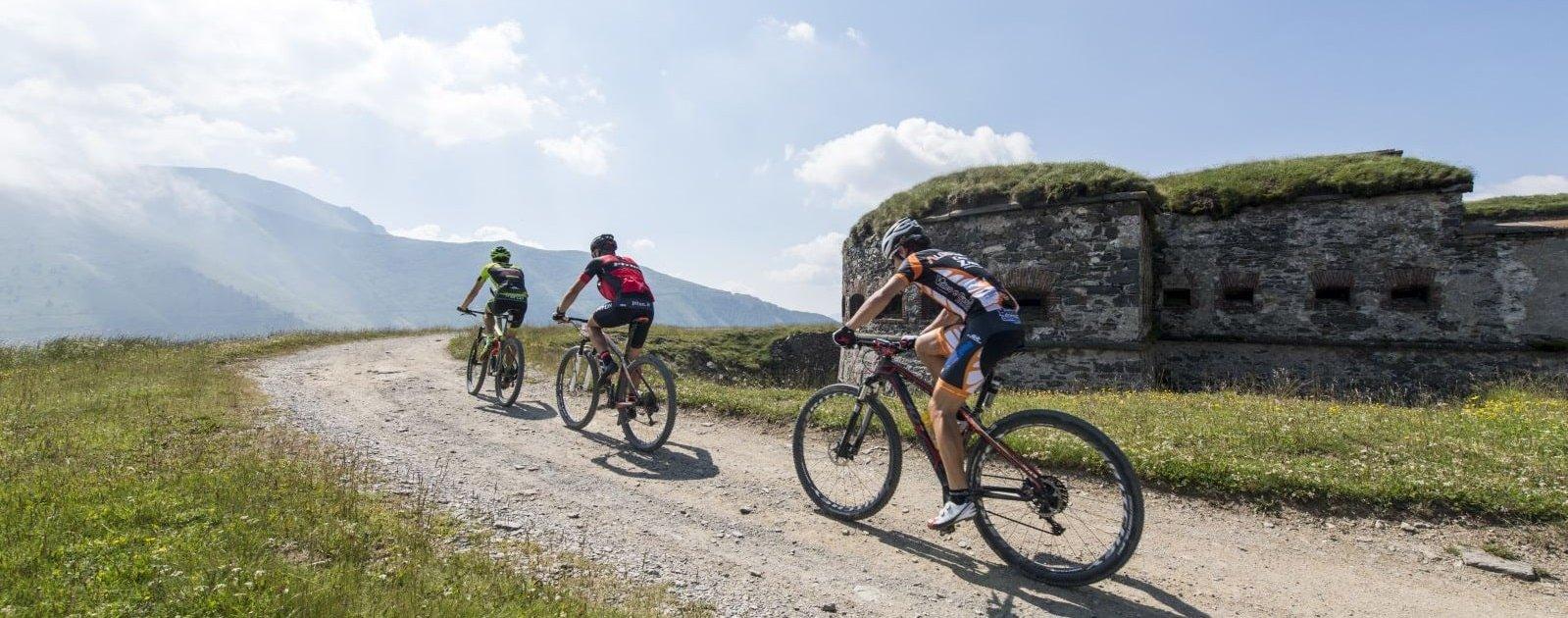Mountainbike Tour Via del Sale (c) Limone Turismo