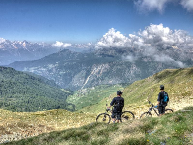 Mountainbike Tour Alpe Cimbra (c) Alpe Cimbra