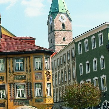 Weinfest in Bad Reichenhall