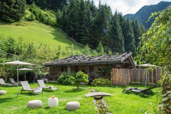Naturhotel Rainer Ratschings Jaufen