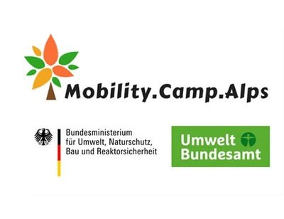 [Translate to fr:] [] Logo MobilityCampAlps