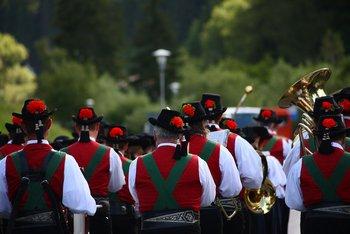 Bauernfest in Teis