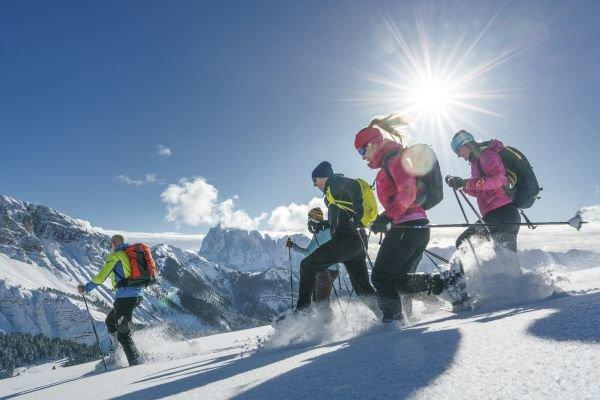 Winterurlaub im Villnoesser Tal (c) Dietmar Denger