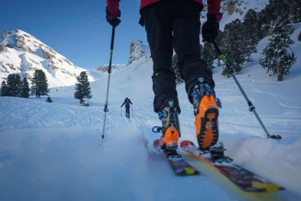 Skitour im Villnoesser Tal (c) Dietmar Denger