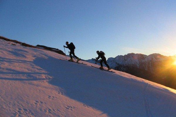 Skitour Romatnspitze Mallnitz (c) Uwe Penker